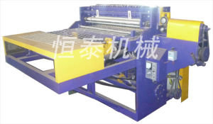 ISO9001 Factory (1.3-2.5mm) Breed Aquatics Row Welded Wire Mesh Machine