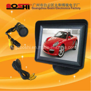 CE, RoHS, FCC Approved 3.5 Inch Car Auto Rearview System for Car Reverse Safety (SF-3501RV)