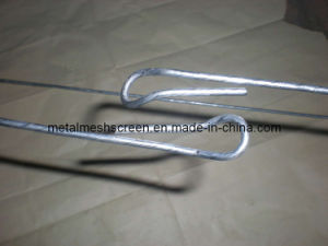 High Tensile Galvanized Steel Bale Ties pictures & photos