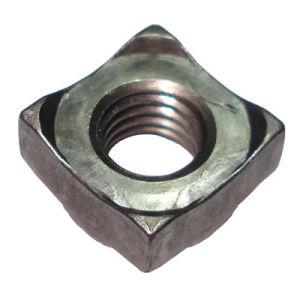 DIN928 High Quality Square Weld Nuts pictures & photos