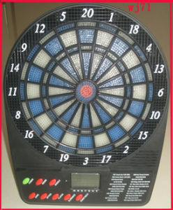 Dartboard of Wj071