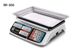Digital Weighing Computing Scale Dh-606 pictures & photos