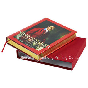 Casebound Book Printers, Book Printing Company (OEM-HC012) pictures & photos