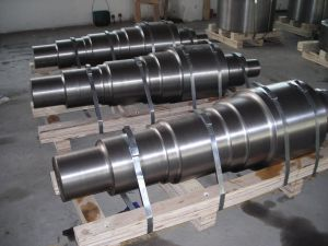Forged Ship Shaft (A034) pictures & photos