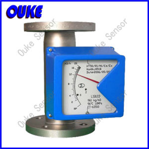 Stainless Steel Metal Tube Variable Area Rotameter pictures & photos