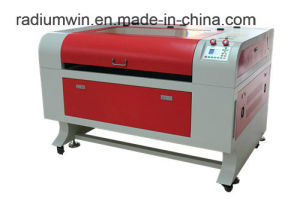 6090 80W CO2 Laser Cutting Machine for Leather Wallet pictures & photos