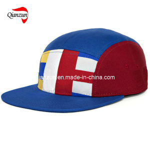 Custom Blank 5 Panel Leisure Baseball Cap pictures & photos