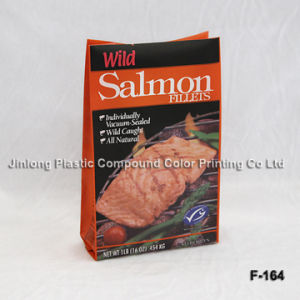 Plastic Salmon Package Bag pictures & photos