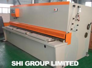 Hydraulic Swing Beam Shearing Machine QC12k-12*3200 Dac-310