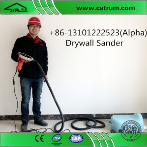 Electric Dustless Wall Sander with Vacuum