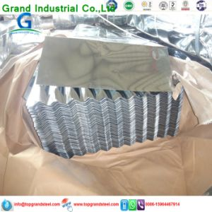 Corrugated Galvanized Steel Zinc Roofing pictures & photos