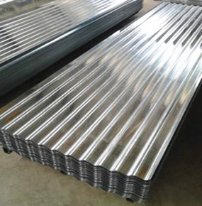 Galvanized Corrugated Roofing Sheet Material (JCGC)