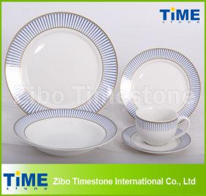 20PCS Porcelain Lead Free Dinnerware Sets pictures & photos