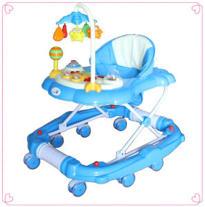 Xiao Tiandi Baby Musical Seating Walker pictures & photos