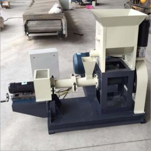 Pellet Mill for Fish and Animal Dog Pet Feed Making Machine pictures & photos