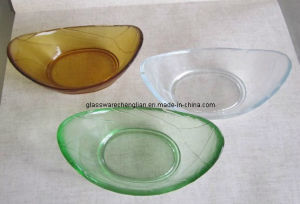Various Solid Color Small Glass Plate (P-05) pictures & photos