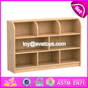 High Quality Kids Bedroom Furniture Wooden Corner Storage Cabinet W08c205 pictures & photos
