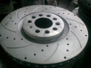 Drill/Slotted Brake Disc 55095 pictures & photos
