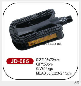 Black Bike Pedal Jd-085 in Hot Selling pictures & photos