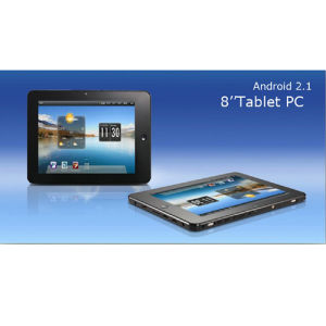 8 Inch Tablet PC, MID With Google Android 2.2 (HTP-804I)