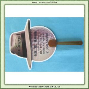 Summer Promotion Advertising Hand Fan pictures & photos