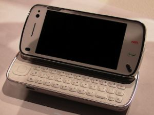 Unlocked N97 Mobile Phone (N97)