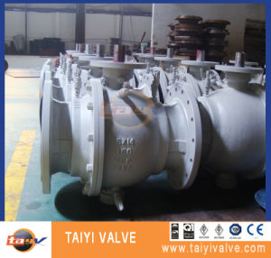 Bare Shaft Ball Valves