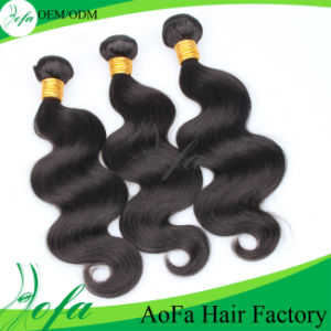 Fascination Wavy Remy Virgin Hair 100% Human Hair Extension pictures & photos