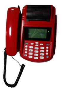 GPRS Handheld Payphone POS pictures & photos
