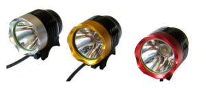CREE Xml T6 LED 1800lm Bicycle Bike Head Light Headlight Headlamp Rechargeable pictures & photos