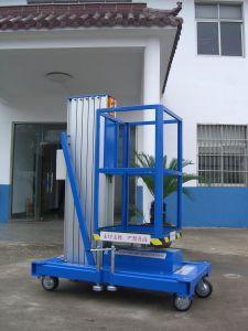 Single Mast Lifting Platform