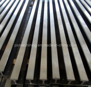 OEM Precision Machining Steel Rails