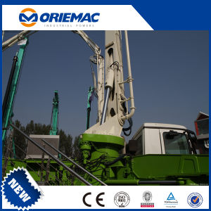 Liugong Mini Truck-Mounted Concrete Pump (HDL5160THB) pictures & photos