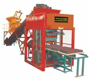 Supply Brick Making Production Line From Crystal pictures & photos