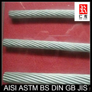 China Supplier High Quality Steel Wire Strand