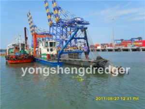 Small Sand Dredge (YS-CSD 2008) pictures & photos