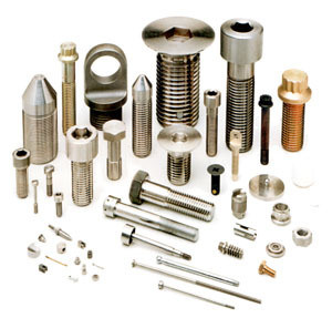 Supply Titanium Fasteners Used in Medical Equipment