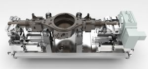 Hydraulic Workholding for Heavy Commercial Vehicle Axle pictures & photos