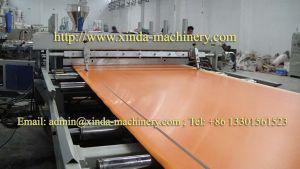 PVC Free Foam Board Making Machine pictures & photos