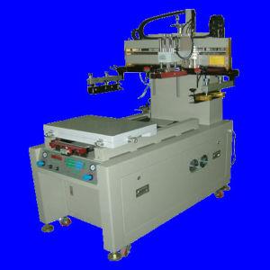 Electric Vacuum Moving Table Screen Printer