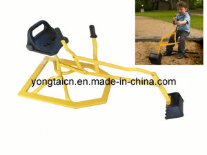 Big Base Children Sand Digger for 4-8 Years pictures & photos