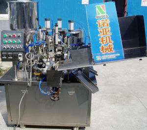 Fgf Plastic Tube Filling and Sealing Machine pictures & photos