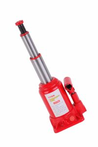Hydraulic Double RAM Bottle Jack ZW0404S pictures & photos