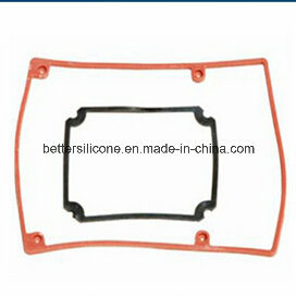 Hot Selling Translucent Silicone Rubber Seal Gasket for Medical Machines pictures & photos