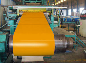 Good Quality Color Coated Aluminum Coil
