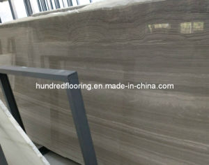 Brown Wood Vein Marble Walnut Brown pictures & photos