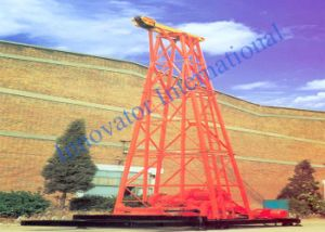 Dismountable Large Diameter Engineer Drilling Rig