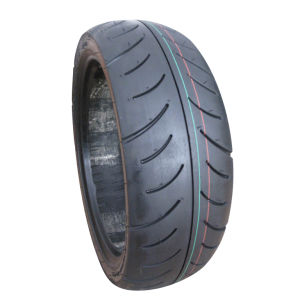 Tubeless Motorcycle Tyre/Motorcycle Tire/Scooter Tyre F-574 120/70-12; 130/60-13 pictures & photos