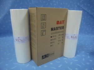 Gr A3 (76W) Digital Duplicator Master Roll pictures & photos