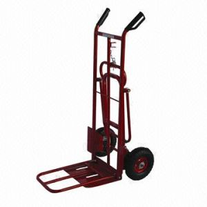 The Hot Sale Type Folding Hand Trolley (HT4023) pictures & photos